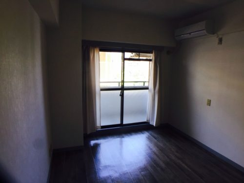 シティコーポ比治山のリフォーム工事後の室内写真です