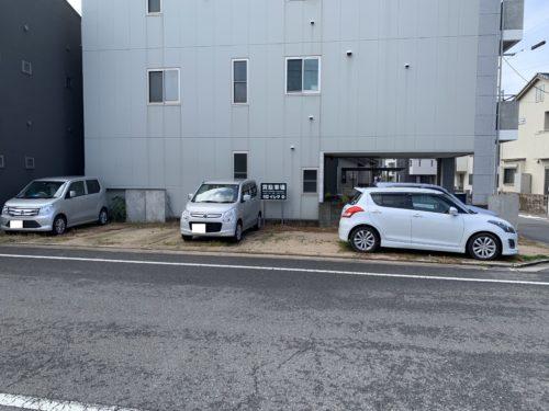 段原月極駐車場 63