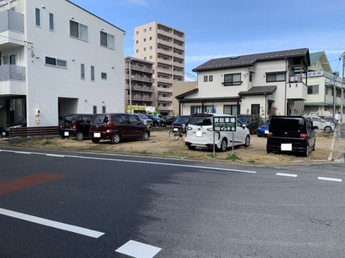 段原月極駐車場 19