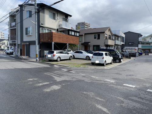 段原月極駐車場 13