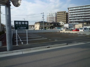 段原 駐車場 24