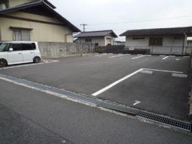 毘沙門台 駐車場