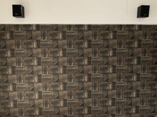 ライオンズマンション西霞町第2のリフォーム工事後の壁クロスの写真です