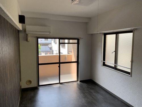 ライオンズマンション西霞町第2のリフォーム工事後の室内の写真です