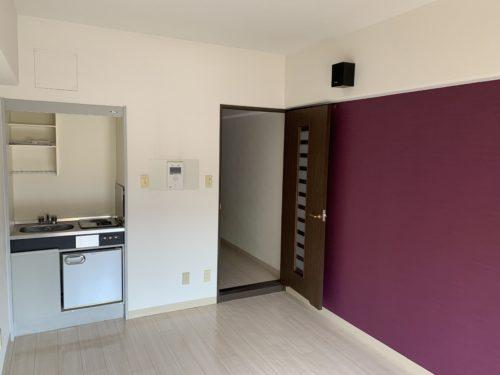 ライオンズマンション西霞町第2のリフォーム工事後の室内写真です