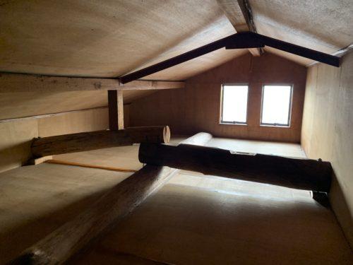 広島市南区翠5丁目の戸建賃貸の2階屋根裏部屋の写真