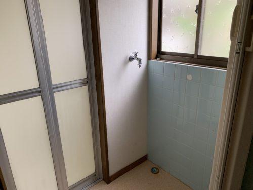 広島市南区翠5丁目の戸建賃貸の脱衣所の写真