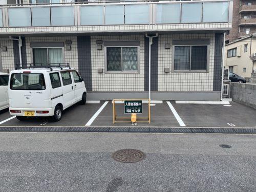安芸郡府中町 月極駐車場 軽専用
