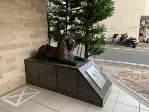 ライオンズタワー平和大通りシティマークスの外観写真