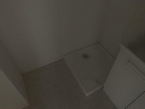府中町大須1丁目 インフィニティ大須の洗濯機パンの写真