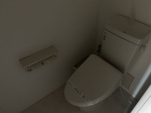 府中町大須1丁目 インフィニティ大須のトイレの写真
