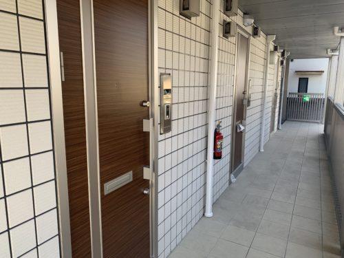 府中町大須1丁目 インフィニティ大須の共用部分の写真