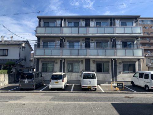府中町大須1丁目 インフィニティ大須の外観写真