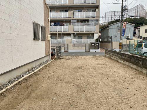 東区矢賀1丁目の売地です