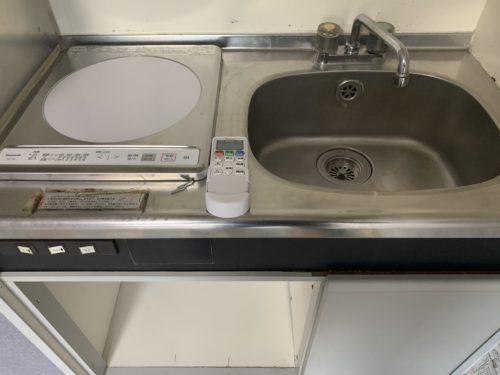 ライオンズマンション西霞町第2のキッチンの写真です