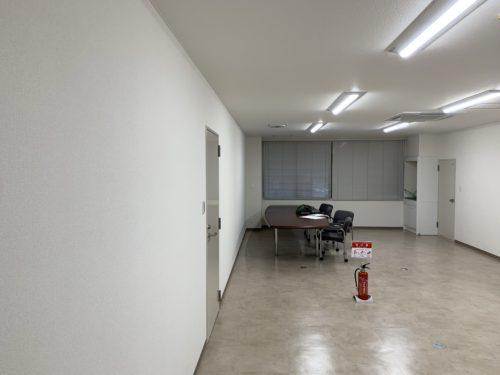霞2丁目の貸事務所の室内写真です