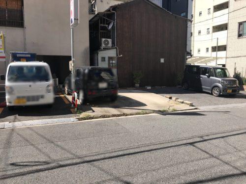 大手町5丁目の現地写真です