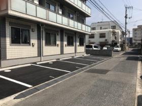 府中町大須1丁目駐車場
